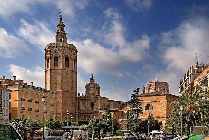 Catedral de Valência - centro