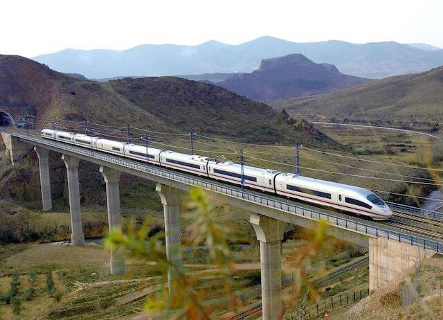 Onde comprar passagens de trem para Espanha