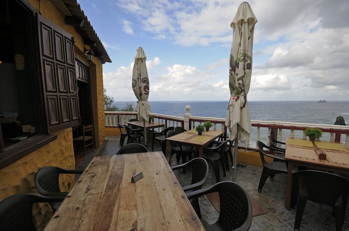 Restaurante El Mirador em Tenerife