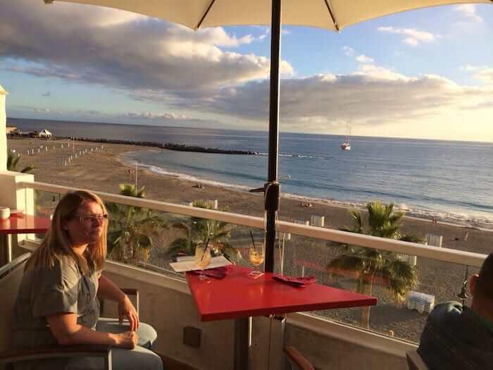 Café-Bar IMO em Tenerife