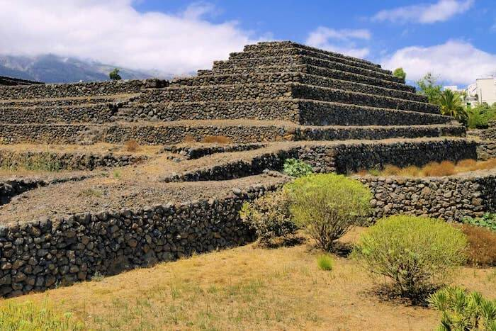 Pirâmides de Güímar em Tenerife