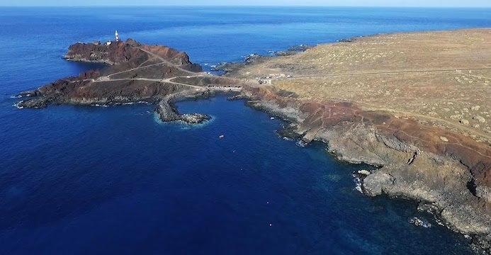 Punta de Teno em Tenerife