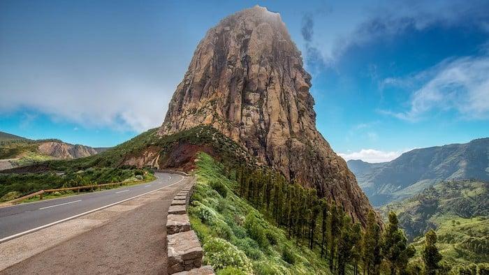 Tenerife nas Ilhas Canárias