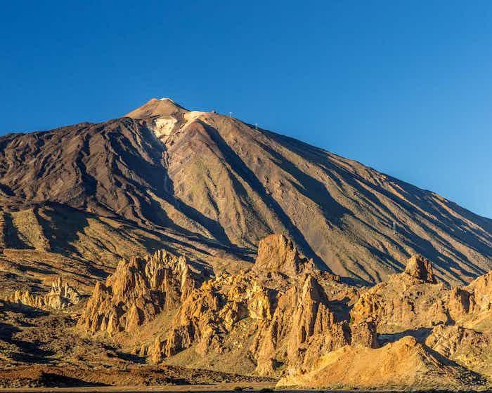 Vulcão El Teide