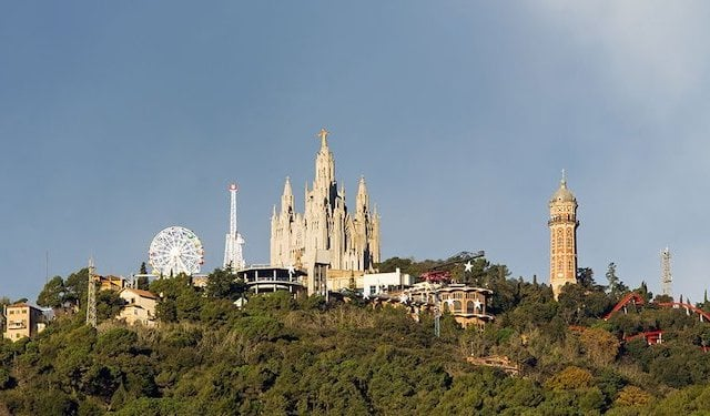 10 atividades ao ar livre em Barcelona
