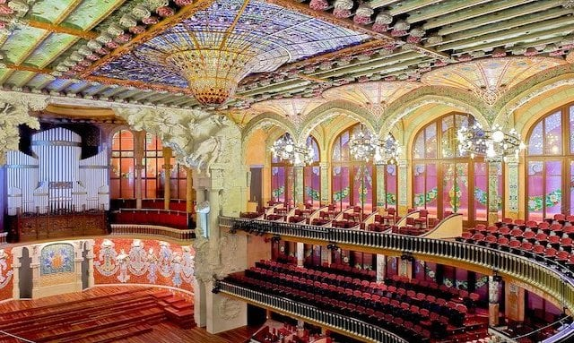 Bairro Gótico e La Ribera em Barcelona