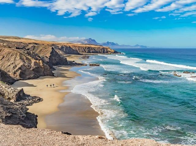 Clima e temperatura em Fuerteventura