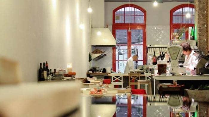 La Biblioteca Gourmande Restaurant