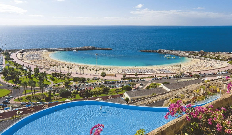 Playa de Amadores Gran Canaria