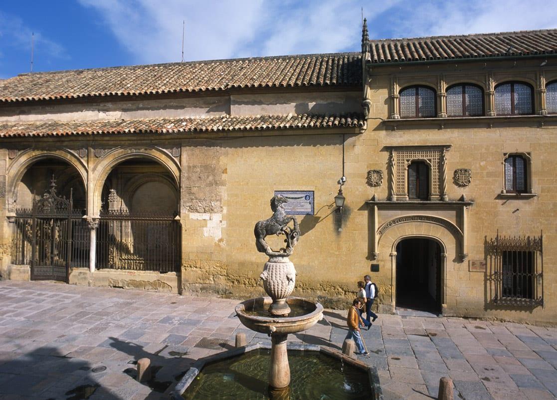 Plaza del Potro em Córdoba