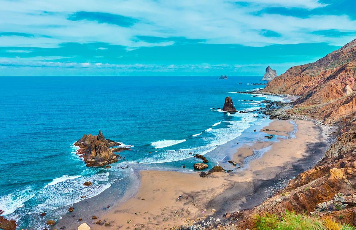 Vista de Tenerife