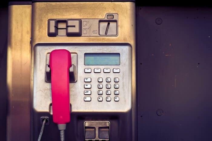 Telefones Públicos