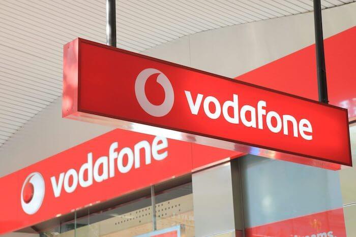 Mobile Phones - Vodafone