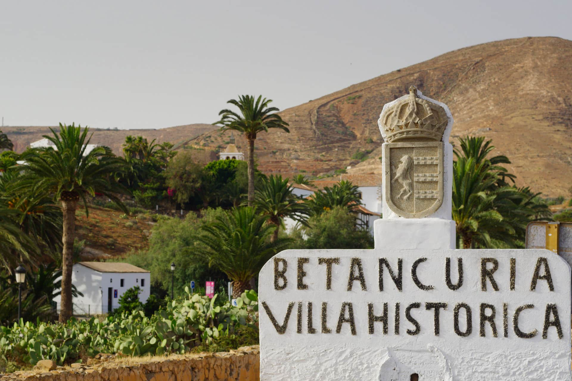 Betancuria em Fuertaventura