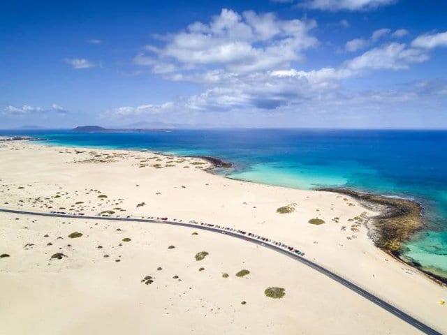 Roteiro de quatro dias em Fuerteventura