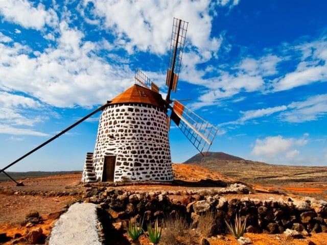Roteiro de dois dias em Fuerteventura