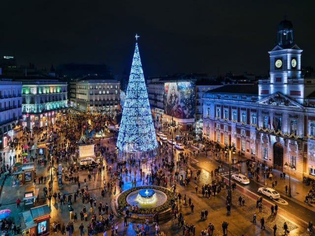 Feriados em Madri em 2020