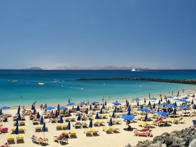 Clima e temperatura em Lanzarote