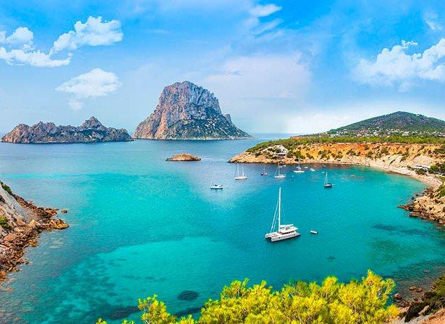 Remessas internacionais para Ibiza