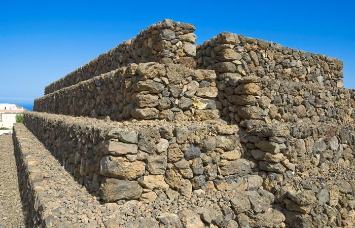 Pirâmide de Guimar em Tenerife