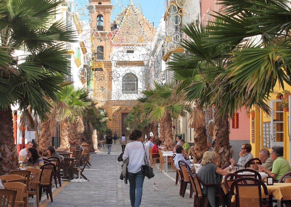 Viña em Cádiz
