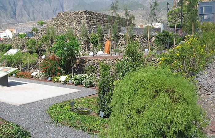 Vista da Pirâmide de Guimar em Tenerife