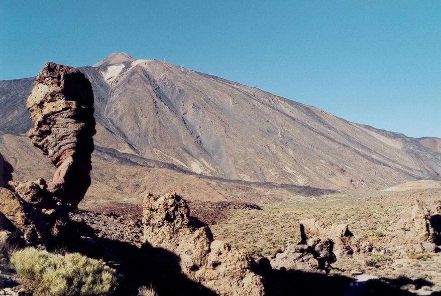 El Roque Cinchado em Tenerife