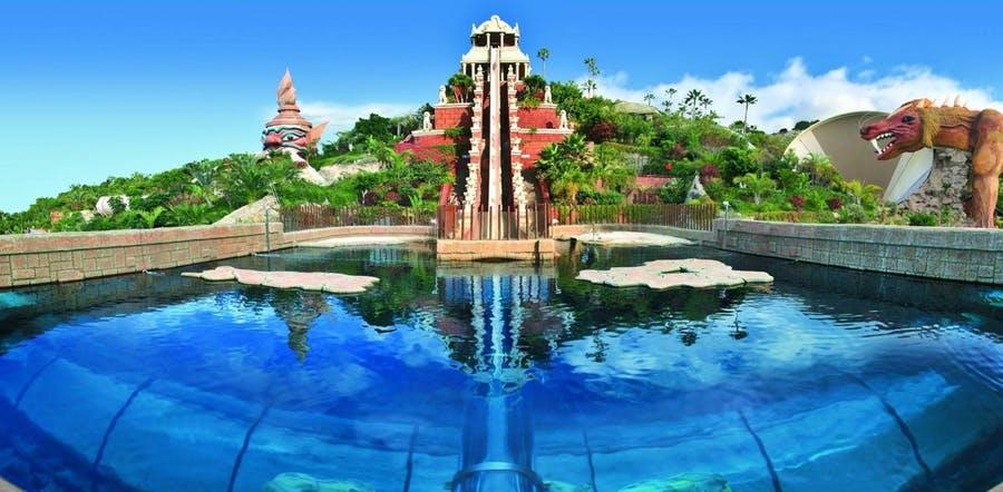 Piscina do Siam Park