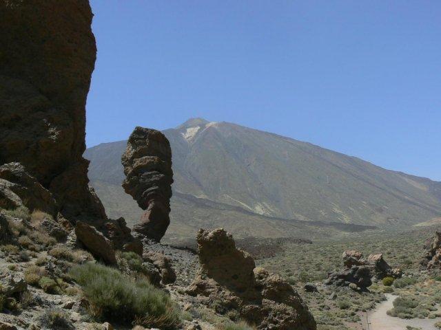 Roque Cinchado em Tenerife