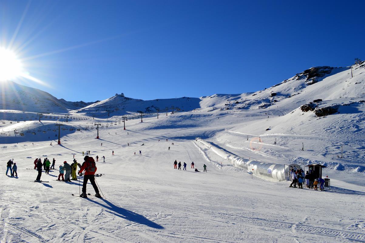 Sierra Nevada em Granada