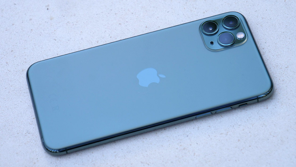Traseira Apple iPhone 11 Pro