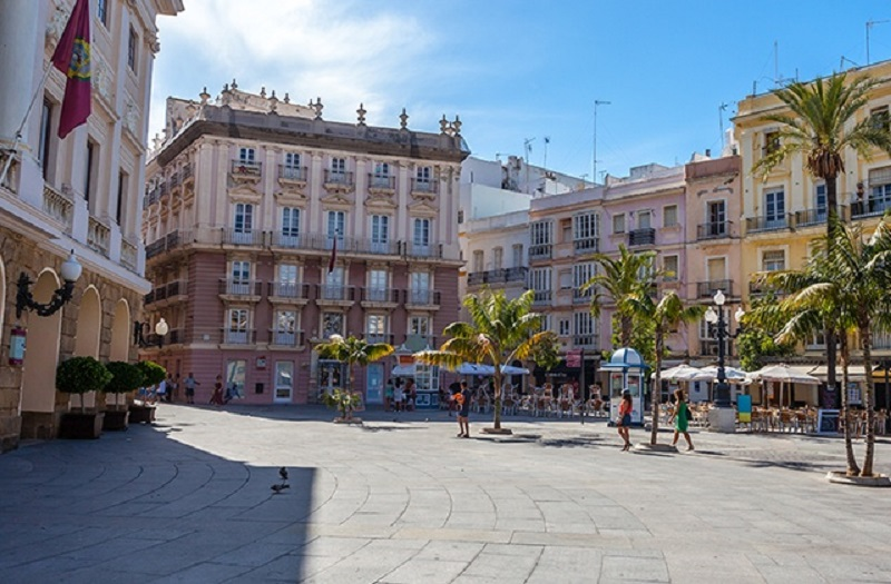 Centro de Cádiz
