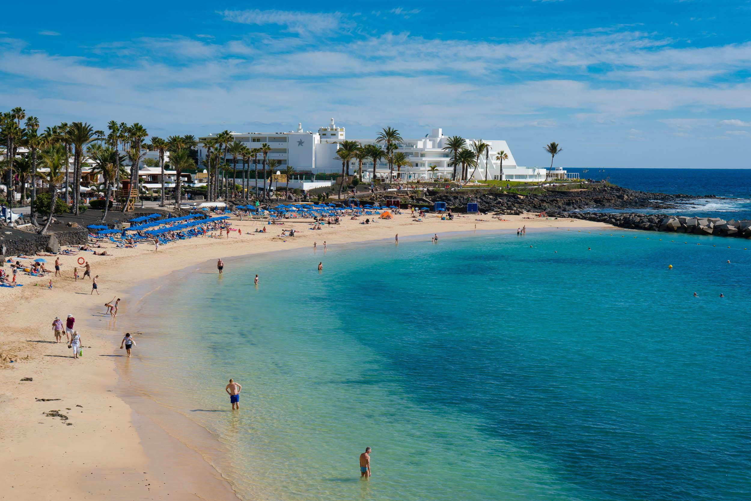 Melhores Praias de Lanzarote