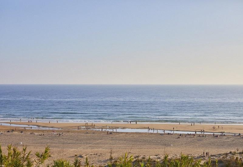 Praia em Cádiz