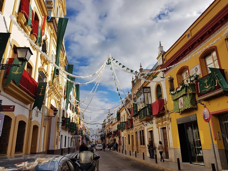 Triana em Sevilha